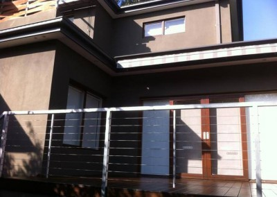 Residential house exterior painting