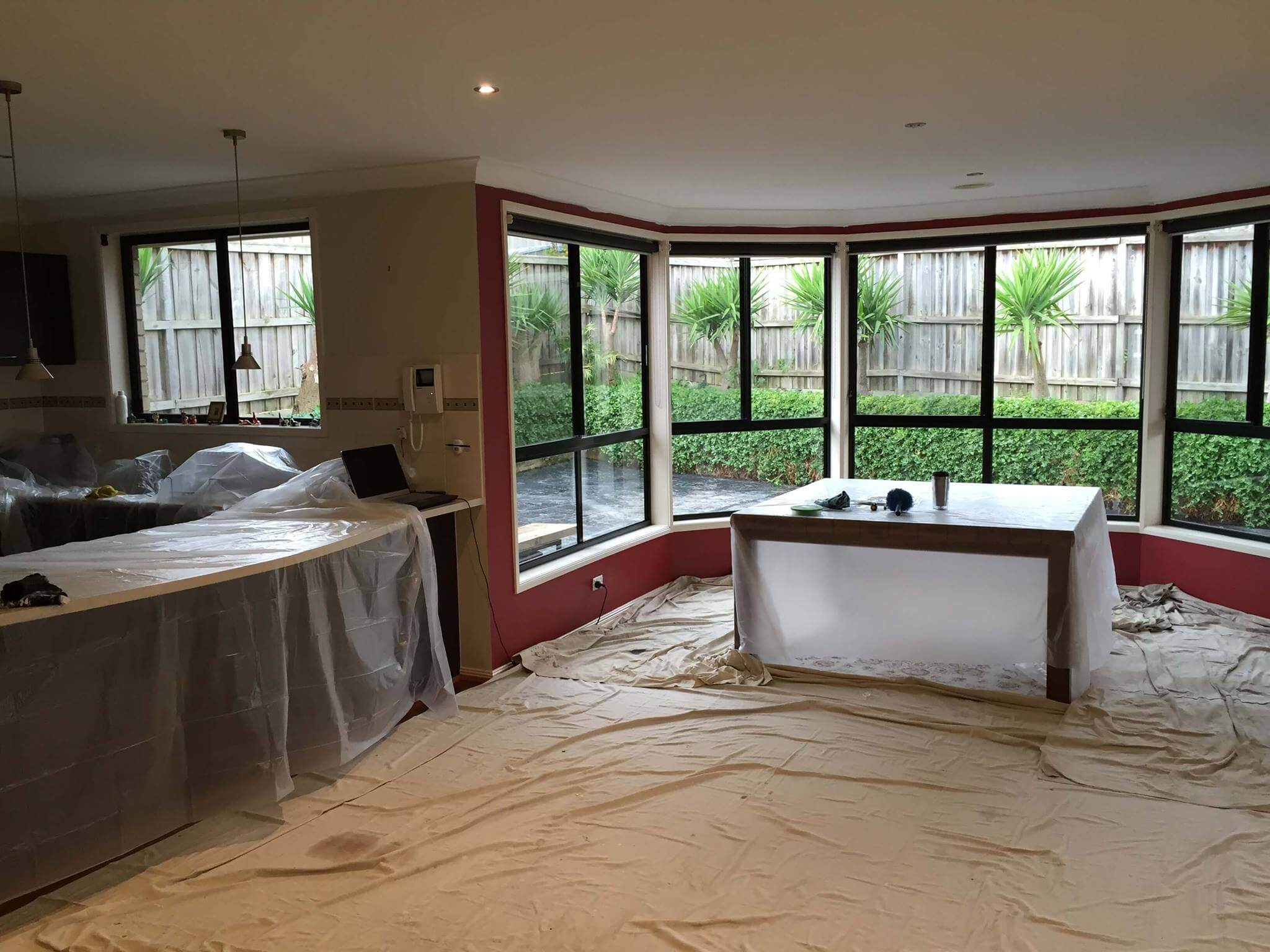 Residential Painting Service - Interior