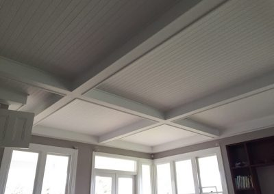 Residential painting interior - renovation