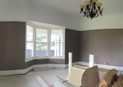 Residential painting interior - renovation