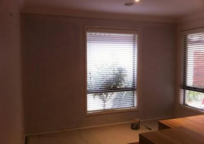 Residential painting interior - prep work