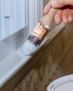 use oil paint